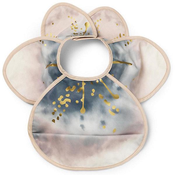 Нагрудник Elodie Details Embedding Bloom, бело-розовыйНагрудники и салфетки<br>Характеристики:<br><br>• возраст: от 3 месяцев;<br>• материал: полиэстер;<br>• вес упаковки: 90 гр.;<br>• размер упаковки: 1,3х30х35 см;<br>• страна бренда: Швеция.<br><br>Нагрудник Elodie Details защитит одежду крохи от загрязнений во время приема пищи. Нарядный нагрудник крепится на шею малыша с помощью мягкой застежки, исключающей натирание нежной детской кожи.<br><br>Специальный кармашек внизу изделия собирает частички еды и жидкость, не давая им попасть на пол или ножки ребенка. Материал отлично удерживает влагу, при этом не впитывает ее. Нагрудник можно стирать вручную при температуре не выше 40 градусов. Не гладить.<br><br>Нагрудник Elodie Details Embedding Bloom, бело-розовый можно купить в нашем интернет-магазине.<br>Ширина мм: 13; Глубина мм: 300; Высота мм: 350; Вес г: 90; Цвет: розовый/белый; Возраст от месяцев: 3; Возраст до месяцев: 36; Пол: Унисекс; Возраст: Детский; SKU: 8298336;