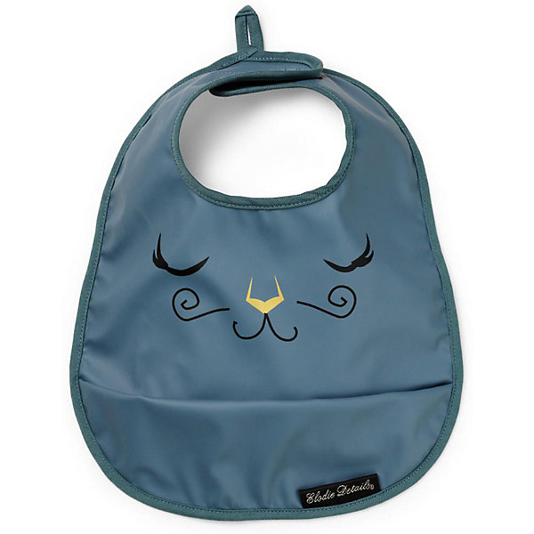 Нагрудник Elodie Details Tender Blue, синийНагрудники и салфетки<br>Характеристики:<br><br>• возраст: от 3 месяцев;<br>• материал: полиэстер;<br>• вес упаковки: 90 гр.;<br>• размер упаковки: 1,3х30х35 см;<br>• страна бренда: Швеция.<br><br>Нагрудник Elodie Details защитит одежду крохи от загрязнений во время приема пищи. Нарядный нагрудник крепится на шею малыша с помощью мягкой застежки, исключающей натирание нежной детской кожи.<br><br>Специальный кармашек внизу изделия собирает частички еды и жидкость, не давая им попасть на пол или ножки ребенка. Материал отлично удерживает влагу, при этом не впитывает ее. Нагрудник можно стирать вручную при температуре не выше 40 градусов. Не гладить.<br><br>Нагрудник Elodie Details Tender Blue, синий можно купить в нашем интернет-магазине.<br>Ширина мм: 13; Глубина мм: 300; Высота мм: 350; Вес г: 90; Цвет: синий; Возраст от месяцев: 3; Возраст до месяцев: 36; Пол: Мужской; Возраст: Детский; SKU: 8298350;