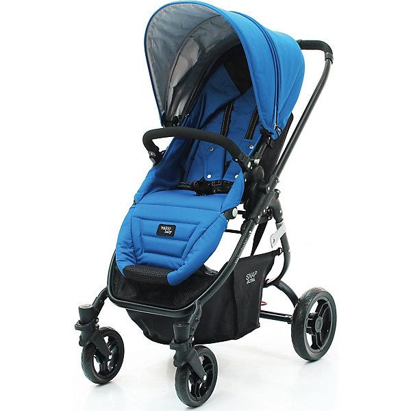 Прогулочная коляска Valco baby Snap 4 Ultra / Ocean BlueПрогулочные коляски<br>Snap 4 Ultra создана на базе успеха семейства Snap, обладает реверсивным прогулочным блоком, сиденье устанавливается как по ходу движения, так и против хода движения. Наклон спинки регулируется ремнем, раскладывается почти горизонтально.  На шасси можно установить люльку для новорожденного, а также, автокресло группы 0+, используя адаптеры, которые приобретаются отдельно. Коляска комплектуется большой утепленной и трансформируемой накидкой на ножки.<br>Вес рамы составляет чуть более 5кг (очень лёгкое и небольшое в сложенном состоянии)<br>Реверсивный прогулочный блок<br>Качественная плотная ткань<br>4-х ступенчатый капор «EXpanda» расширяется при помощи застёжек на молнии и защищает ребёнка от всех погодных условий: солнца, ветра, дождя, снега и пр.<br>Большая утепленная накидка на ножки с расширением.<br>Складывается как вместе с прогулочным блоком, так и шасси отдельно<br>Регулируемая подножка<br>Съёмный или отстегиваемый с любой из сторон бампер для лёгкого доступа в коляску.<br>Педаль тормоза окрашена красным. Снять и поставить на тормоз можно подошвой, не затрагивая верхнюю часть обуви.<br>Бескамерные, лёгкосъёмные колеса<br>Максимальный вес ребенка 20кг,<br>Характеристики:<br>Алюминиевая рама<br>Возраст: 0+<br>Общая грузоподъёмность: 25 кг<br>Размеры:<br>В разложенном виде, мм: 930Д x 545Ш x 1170В<br>В сложенном виде, мм: 780Д x 545Ш x 325В<br>В сложенном виде с сиденьем, мм:1100Д x 545Ш x 390В<br>Сиденье отдельно, мм: 970Д x 410Ш x 330В<br>Внутренние размер сиденья, мм: 900Д x 300Ш<br>Глубина сиденья, мм: 220<br>Вес: 10,2 кг<br>Ширина мм: 476; Глубина мм: 229; Высота мм: 921; Вес г: 11900; Цвет: синий; Возраст от месяцев: 0; Возраст до месяцев: 36; Пол: Унисекс; Возраст: Детский; SKU: 8304111;