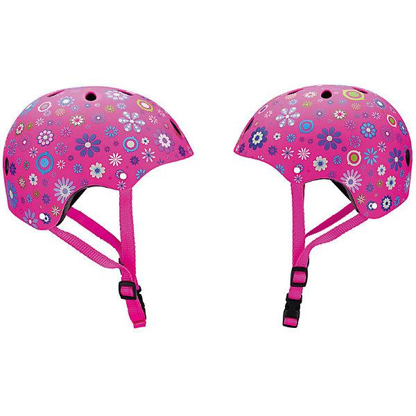 Купить Шлем Globber «Printed Junior», розовый, -, Китай, розовый/розовый, Женский