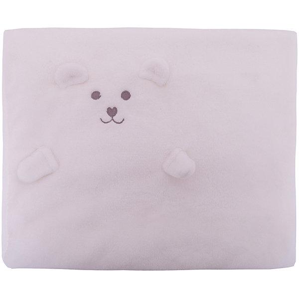 Плед Absorba, Китай, белый, one size, Унисекс  - купить со скидкой