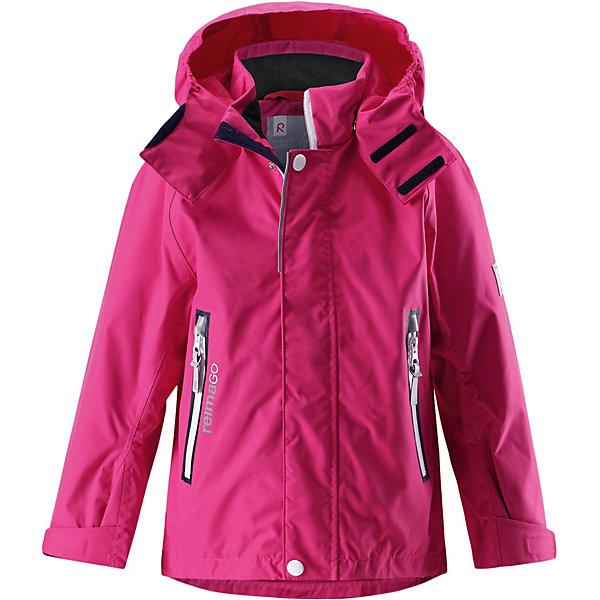 Купить Куртка Reimatec Reima для девочки, Китай, розовый, 140, 134, 128, 122, 116, 110, 104, 98, 92, Женский