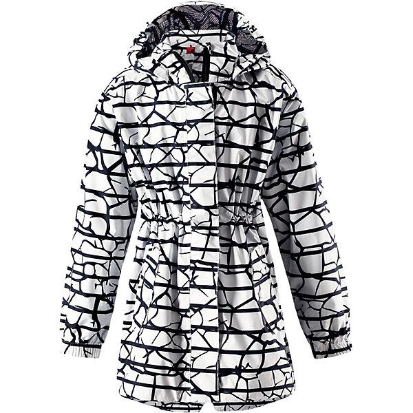 Купить Куртка Reimatec Reima для девочки, Китай, белый, 104, 110, Женский