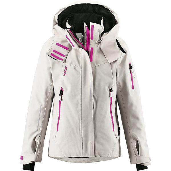 Купить Куртка Reimatec+ Reima для девочки, Китай, серый, 104, 122, 116, 110, Женский