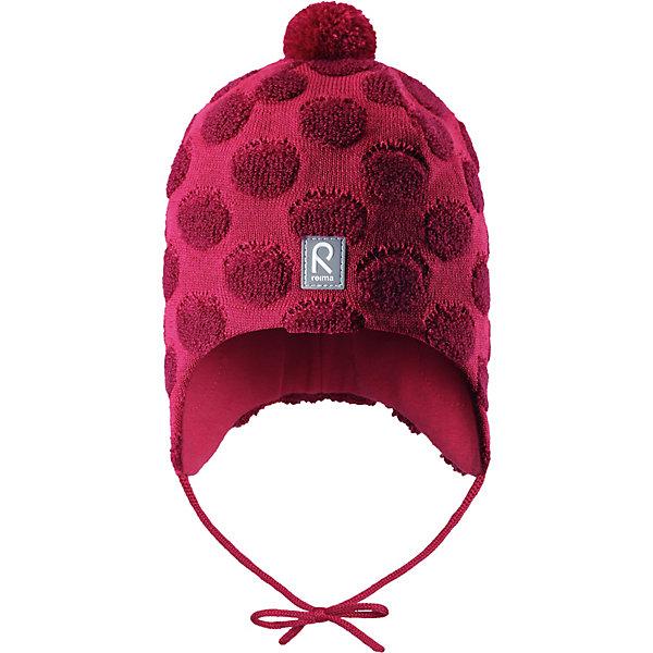 Купить Шапка Reima для девочки, Китай, розовый, 46, Женский