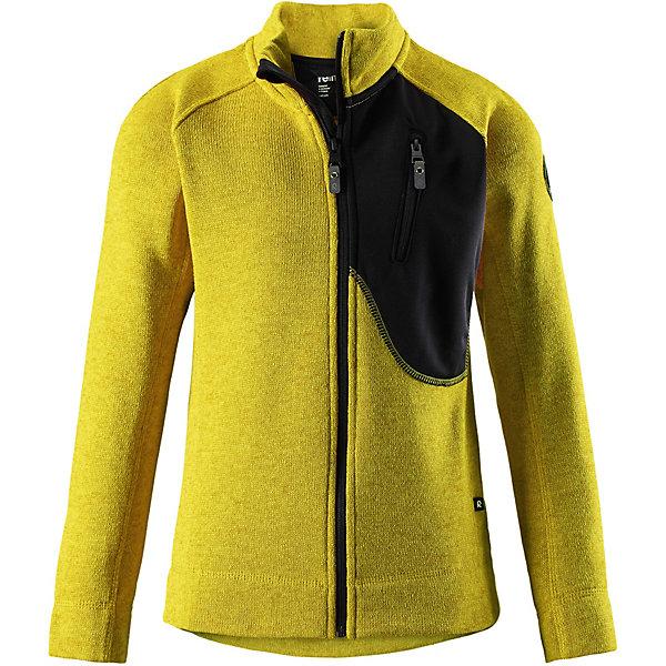 Купить Свитер Reima для мальчика, Китай, желтый, 152, 146, 158, Мужской