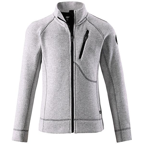 Купить Свитер Reima для девочки, Китай, серый, 146, 158, 152, Женский