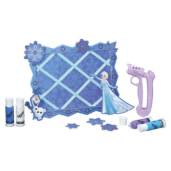 Набор для творчества DohVinci Холодное сердце Рамка для фотографииНаборы для лепки игровые<br>Характеристики товара:<br><br>• возраст: от 6 лет;<br>• материал: пластик;<br>• в комплекте: рамка, 4 тюбика с массой, стайлер, снежинки;<br>• размер упаковки: 30,5х30,5х5 см;<br>• вес упаковки: 454 гр.<br><br>Набор для творчества DohVinci «Холодное сердце. Рамка для фотографии» создан по мотивам популярного мультфильма Дисней «Холодное сердце». С его помощью девочки смогут создать и украсить оригинальную рамку для фотографий. В набор входят предметы для декорирования в виде снежинок и персонажей мультфильма, а также тюбики с разноцветной массой для украшения. Масса наносится при помощи пистолета, быстро сохнет и не теряет цвет. Готовой рамкой можно украсить комнату или подарить ее подруге на праздник.<br><br>Набор для творчества DohVinci «Холодное сердце. Рамка для фотографии» можно приобрести в нашем интернет-магазине.<br>Ширина мм: 50; Глубина мм: 303; Высота мм: 302; Вес г: 563; Возраст от месяцев: 72; Возраст до месяцев: 168; Пол: Женский; Возраст: Детский; SKU: 8331397;