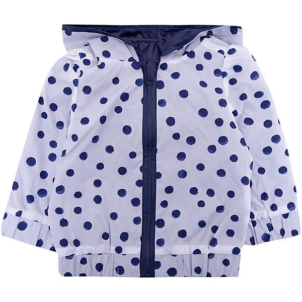 Куртка Original Marines для девочкиВерхняя одежда<br>Характеристики товара:<br><br>• цвет: синий;<br>• состав ткани: 100% полиэстер;<br>• подкладка: 100% полиэстер; <br>• утеплитель: нет;<br>• сезон: демисезон;<br>• температурный режим: от +10 до +20;<br>• особенности модели: с капюшоном, двусторонняя;<br>• застежка: молния;<br>• страна бренда: Италия.<br><br>Эта куртка для ребенка - две вещи в одной, достаточно просто вывернуть изделие, чтобы получить другую модель. Двусторонняя детская куртка на молнии сделана из качественного материала. Детская куртка создает комфортные условия в прохладную погоду и удобно сидит по фигуре. <br><br>Куртку Original Marines (Ориджинал Маринс) для девочки можно купить в нашем интернет-магазине.<br>Ширина мм: 356; Глубина мм: 10; Высота мм: 245; Вес г: 519; Цвет: разноцветный; Возраст от месяцев: 0; Возраст до месяцев: 3; Пол: Женский; Возраст: Детский; Размер: 56/62,86,80,68/74,62/68; SKU: 8382566;