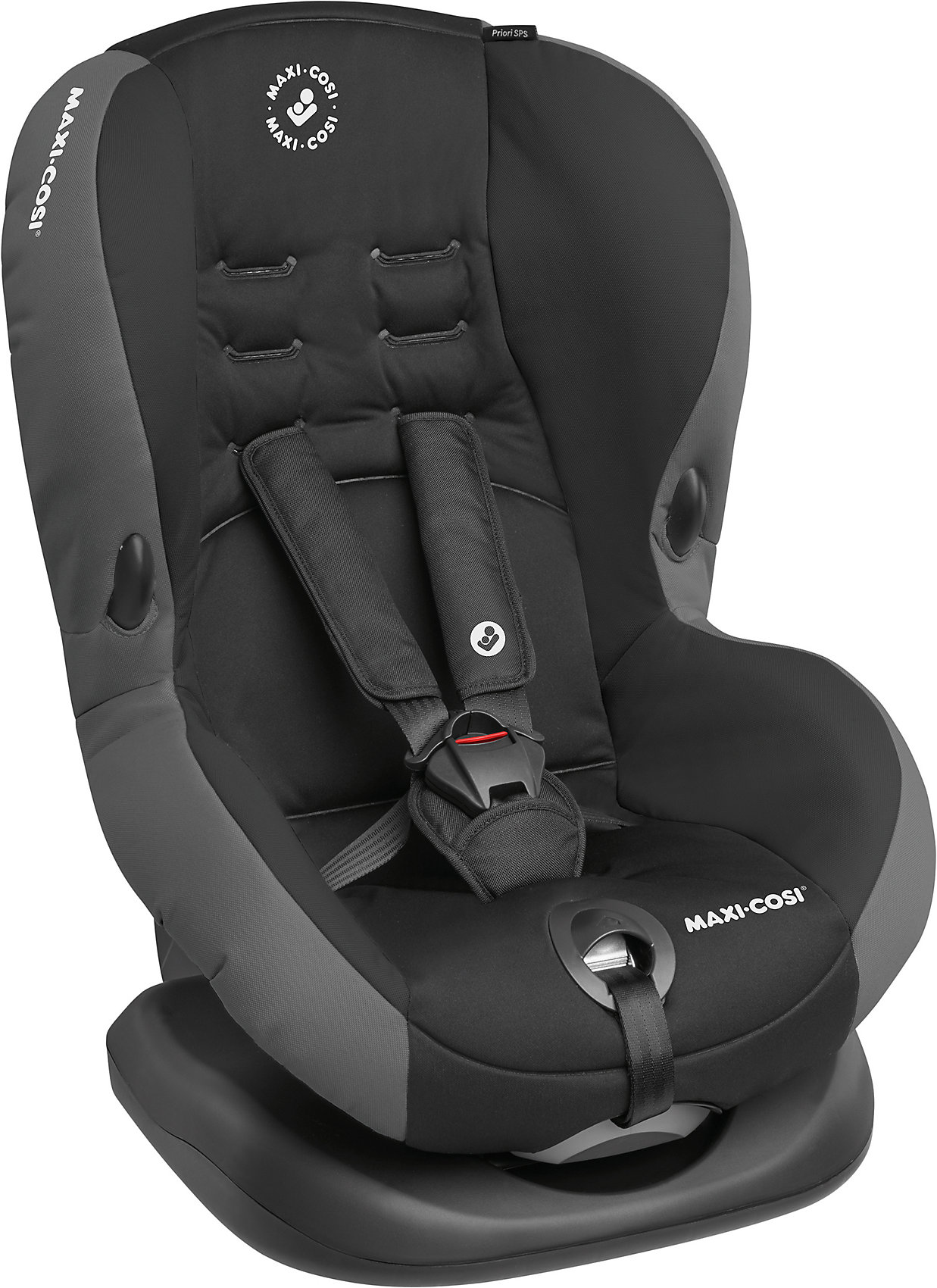 Pepper Black 6070147 Neu Maxi-Cosi Auto-Kindersitz Priori SPS+