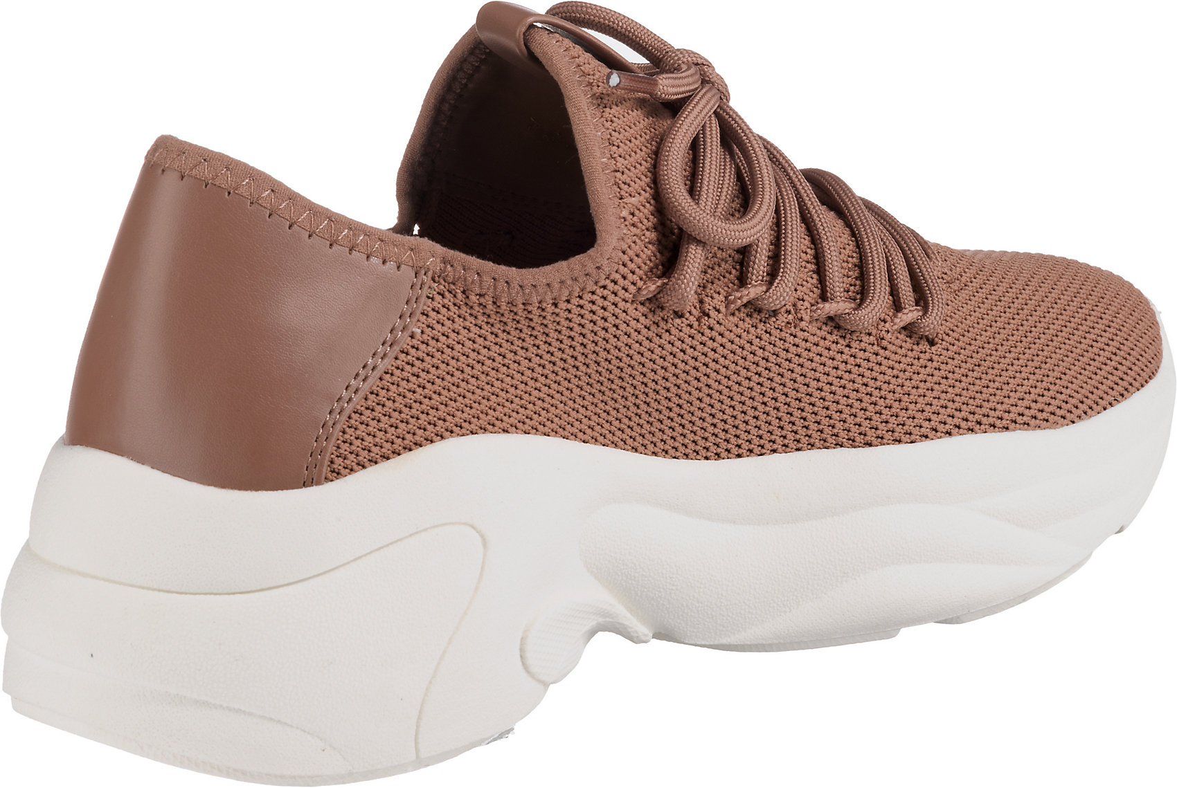 Neu STEVE MADDEN Sneakers Low 10131029 für Damen nude