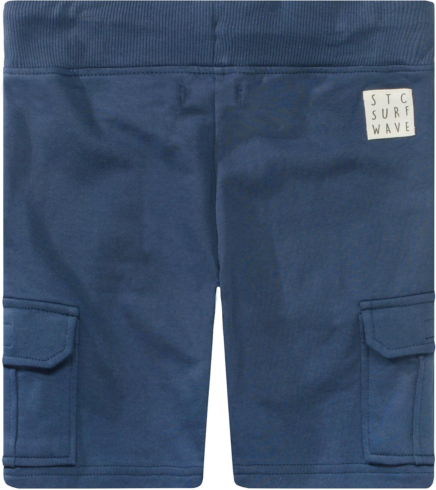 Neu STACCATO Sweatshorts für Jungen 10207612 für Jungen dunkelblau