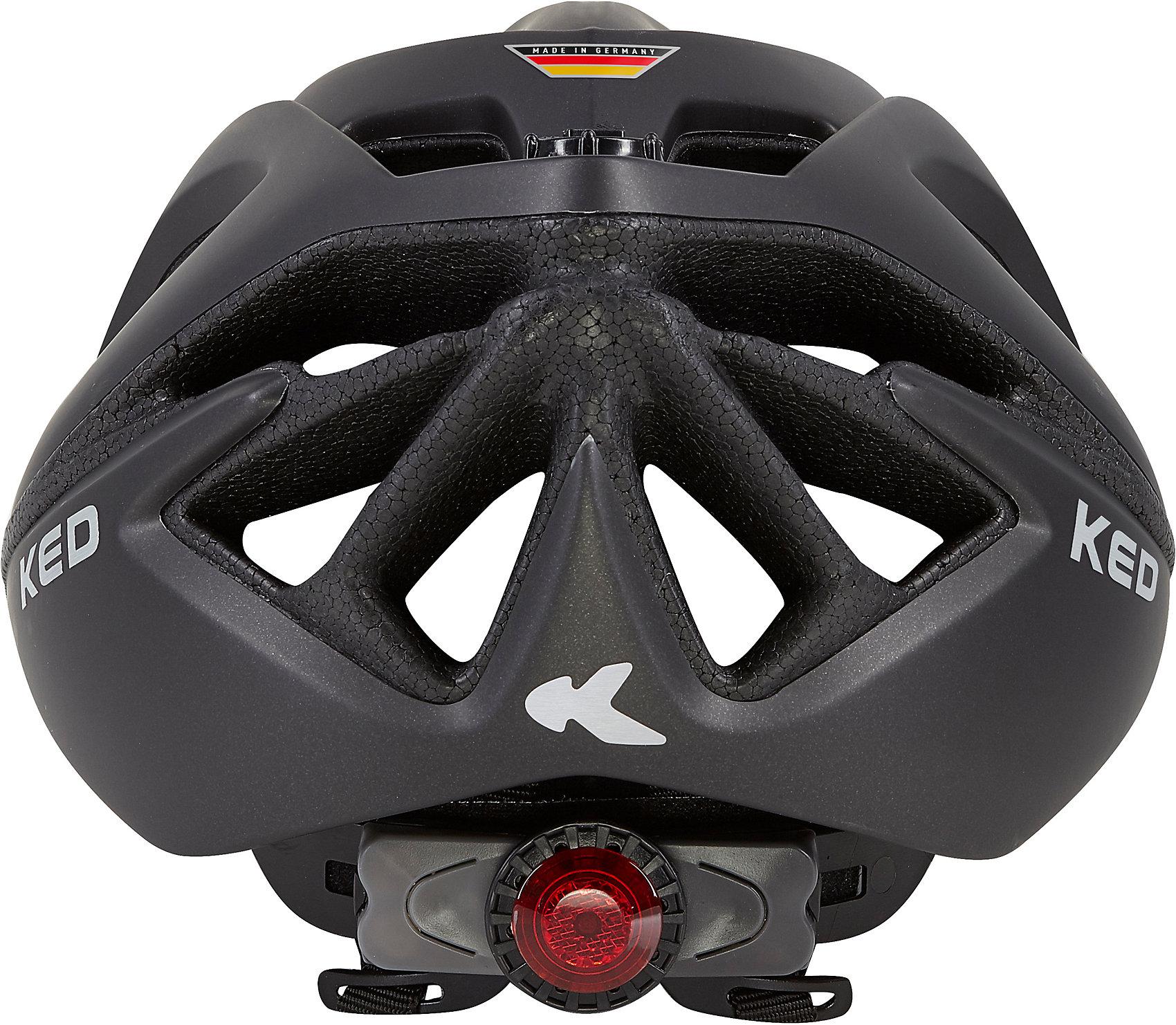 matt 10245679 Neu KED Helmsysteme Fahrradhelm Spiri Two schwarz