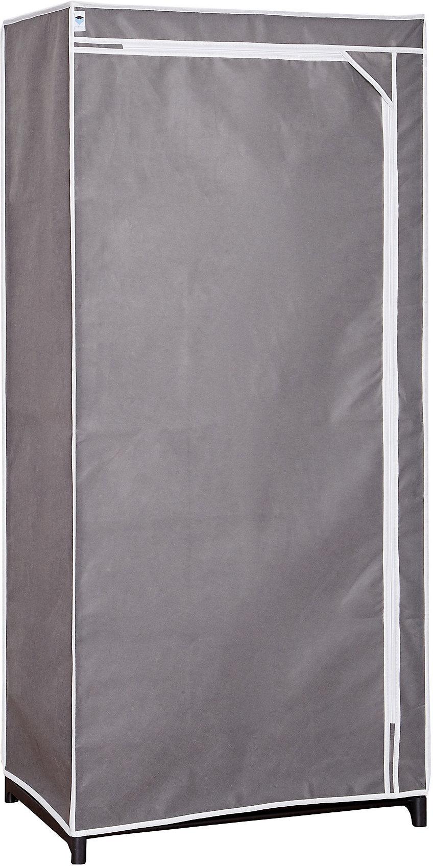 """Kleiderstange Textiler-Kleiderschrank /""""Basic/"""" 160x75x50 cm inkl Neu STORE IT"""
