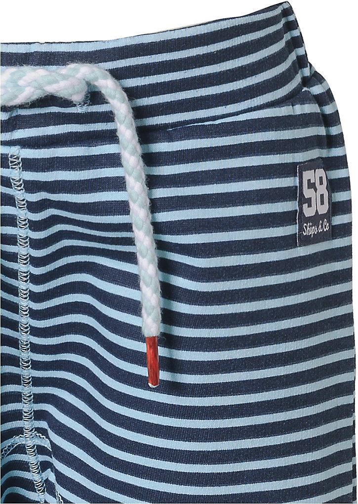 Neu LEMON BERET Baby Sweathose für Jungen 10756747 für Jungen blau weiß