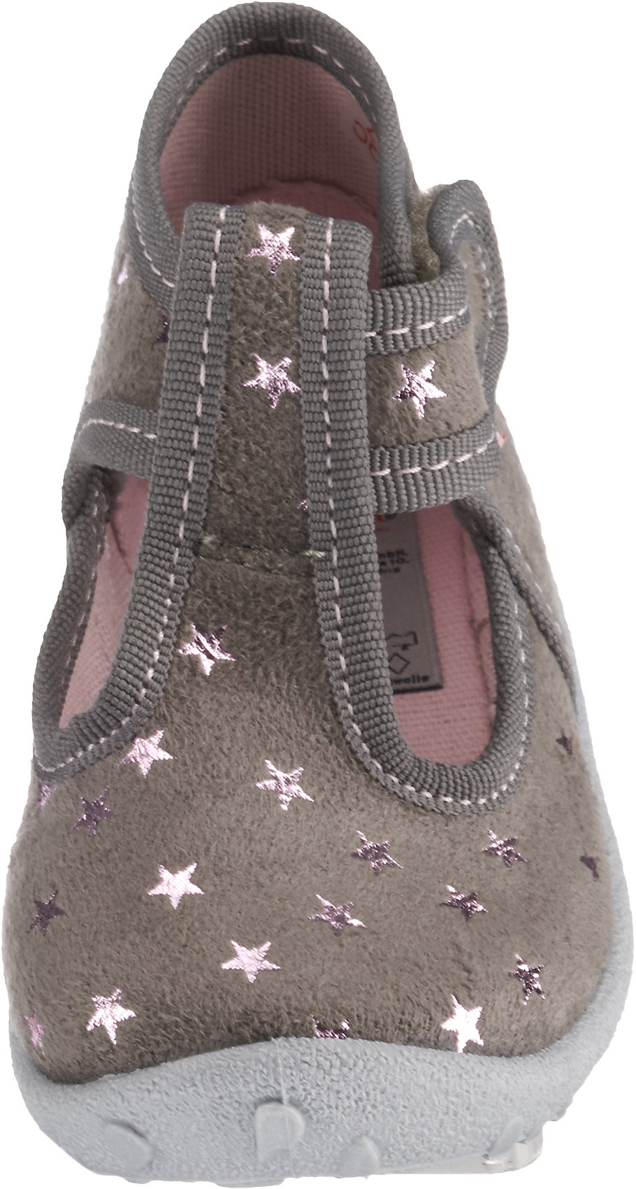 Stern 10819939 WMS-Weite M3 Neu superfit Baby Hausschuhe SPOTTY für Mädchen