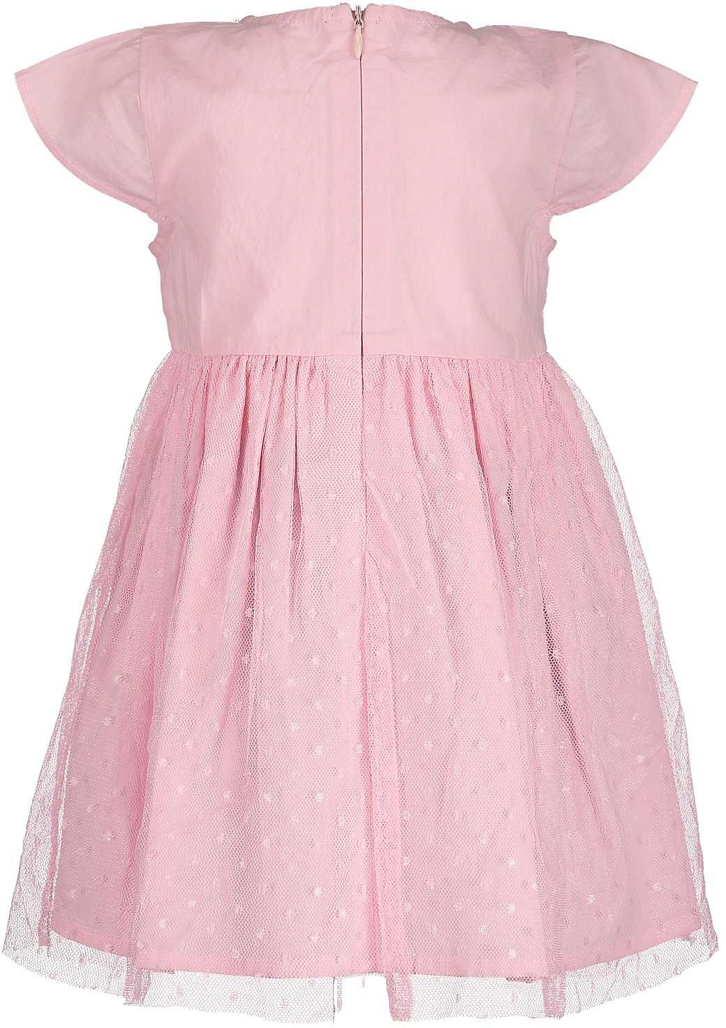 Neu BLUE SEVEN Baby Tüllkleid 10831291 für Mädchen rosa