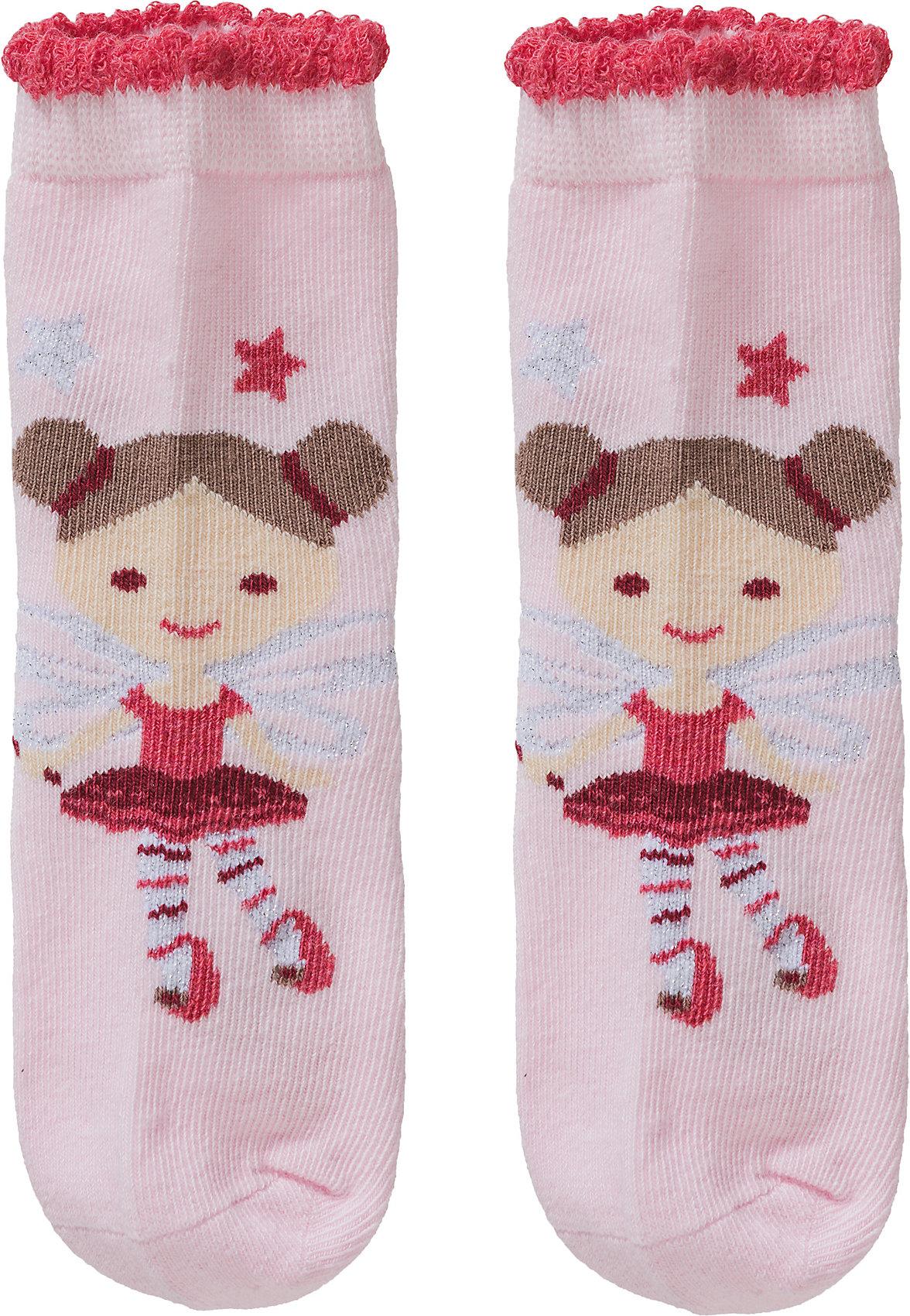 Socken Neu Sterntaler Soeckchen 3er-Pack Sterne 11001356 für Mädchen