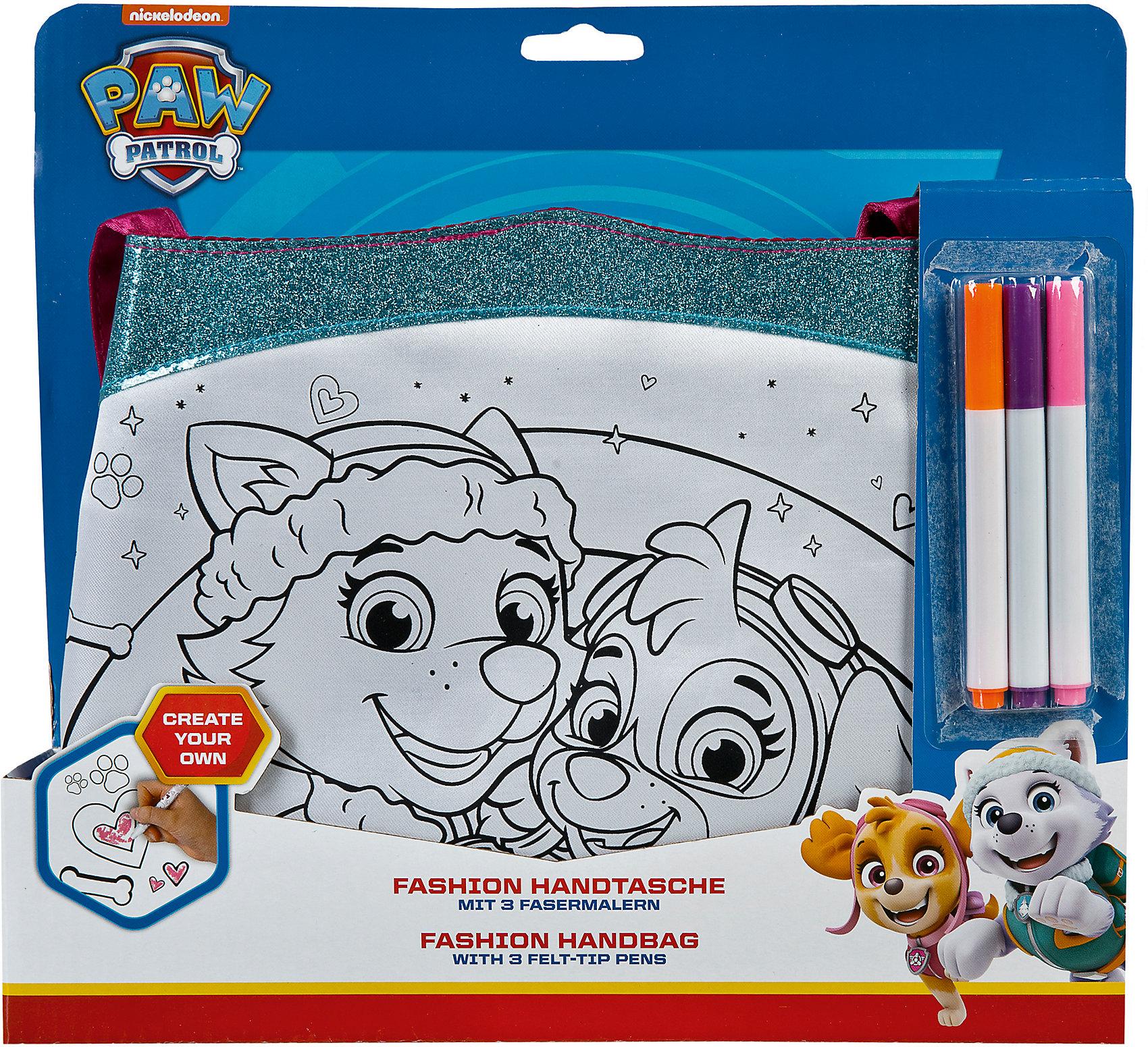 Neu UNDERCOVER Create your Own Handtasche Paw Patrol 11122487