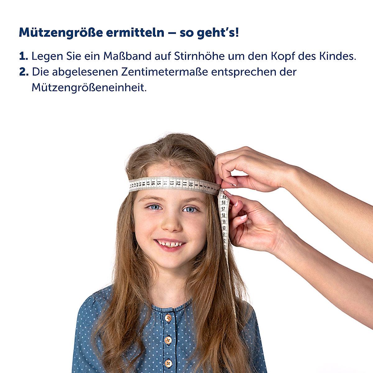 Neu LEGO WEAR Kinder Bommelmütze 11365949 für Jungen und Mädchen blau