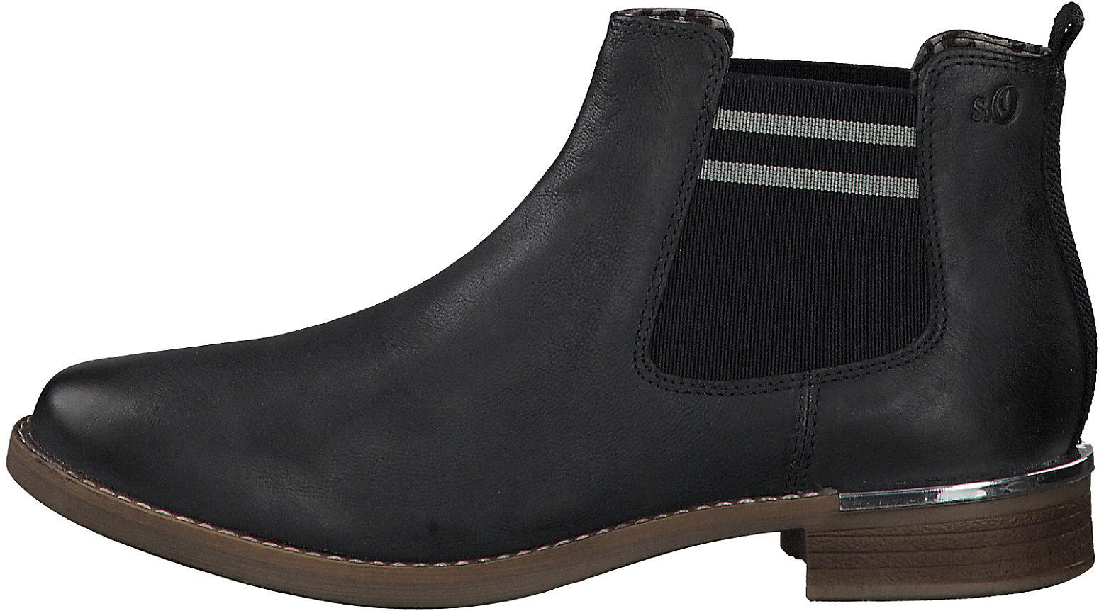 Neu s.Oliver Chelsea Boots 11391003 für Damen