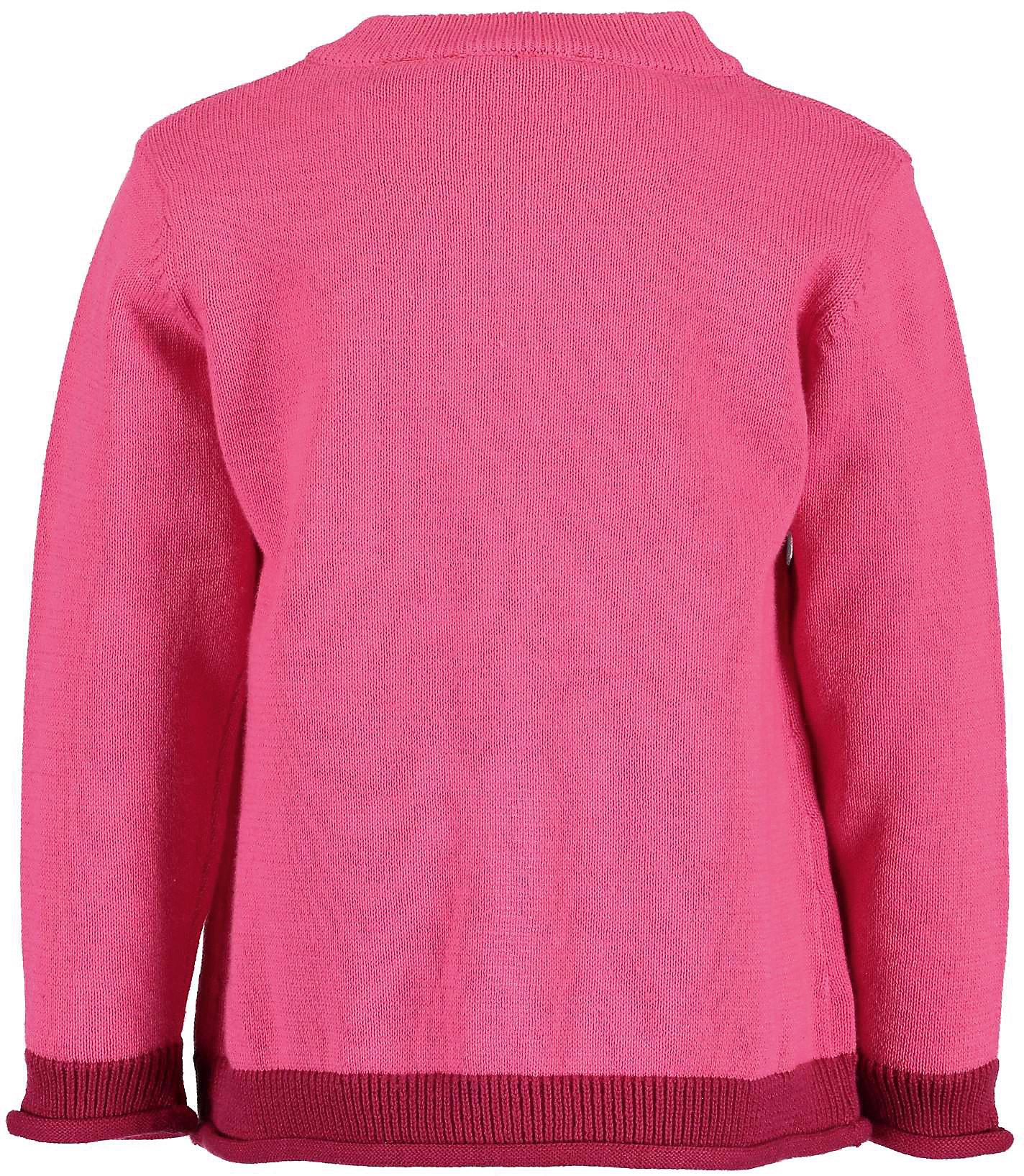 Neu BLUE SEVEN Baby Strickjacke für Mädchen 12168553 für Mädchen pink