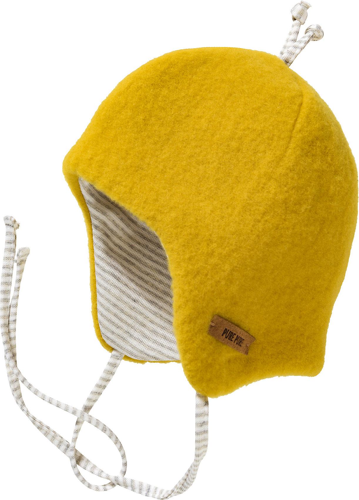 Neu pure pure by BAUER Baby Mütze Organic Cotton 12377109 für Mädchen