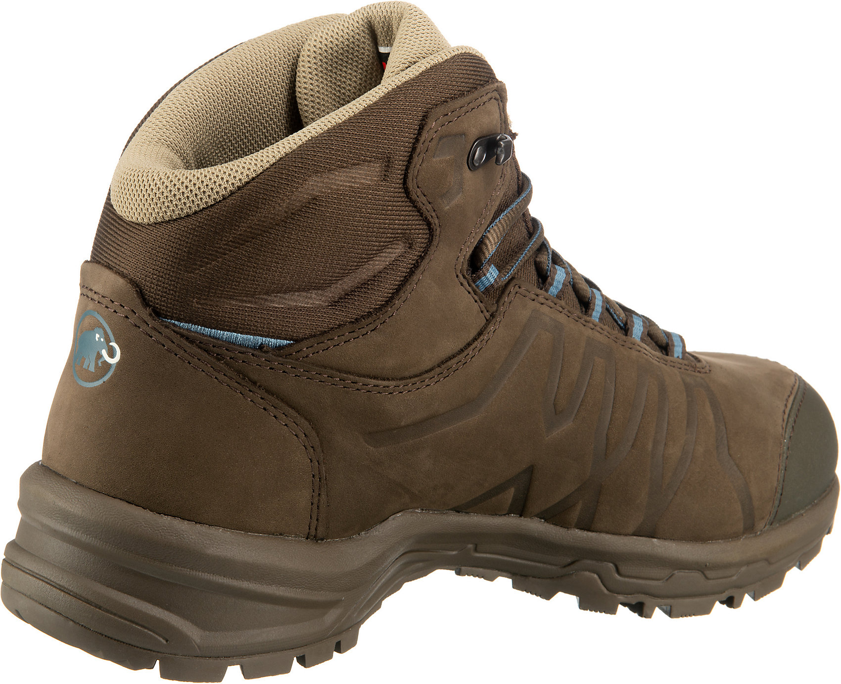 Neu Mammut Mercury Iii Mid Gtx® Men Trekkingstiefel 12287071 für Herren