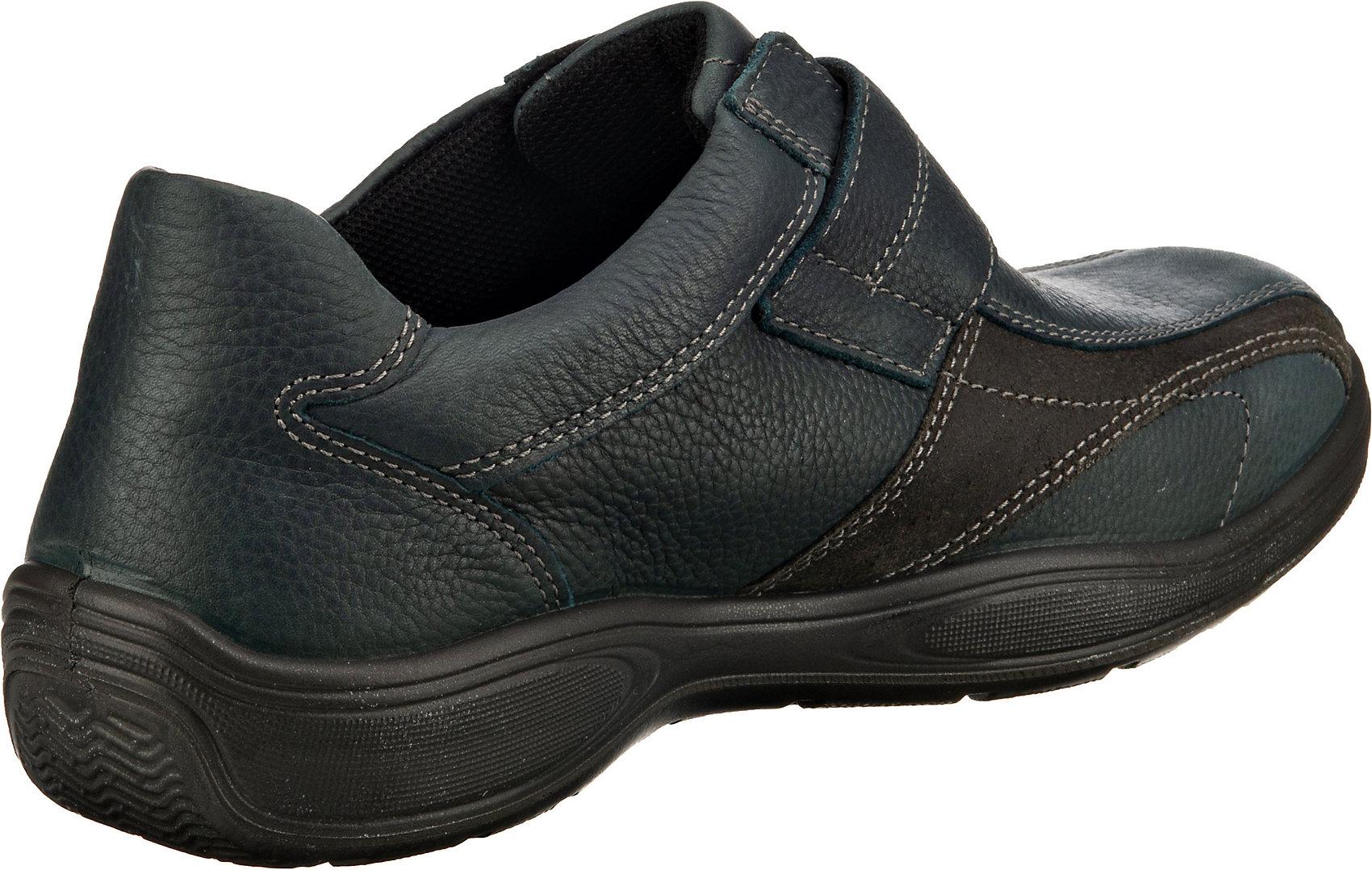 Neu JOMOS Ergocom Komfort-Halbschuhe 15053780 für Herren dunkelblau