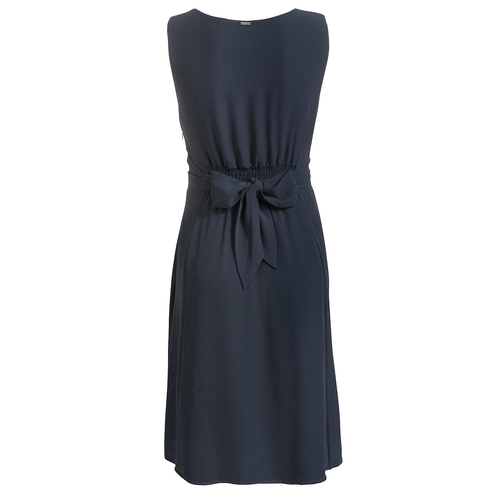 Neu noppies Umstandskleid Liane 5786330 für Damen dunkelblau offwhite