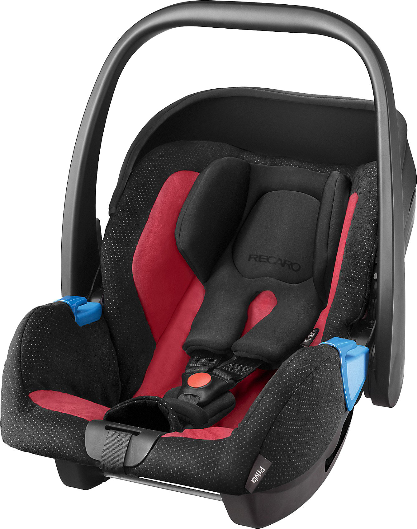 Neu RECARO Babyschale Privia Black 5141136