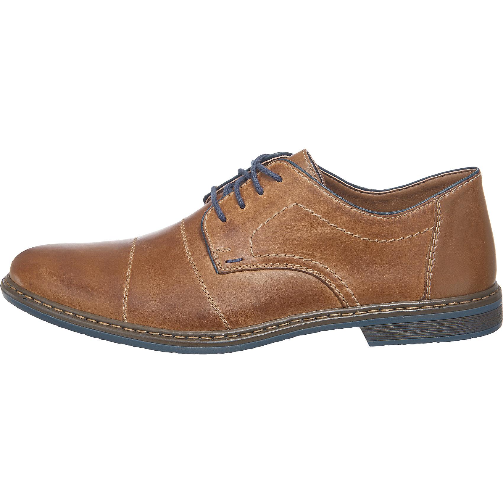 Details zu Neu rieker Business Schuhe 5744268 für Herren braun