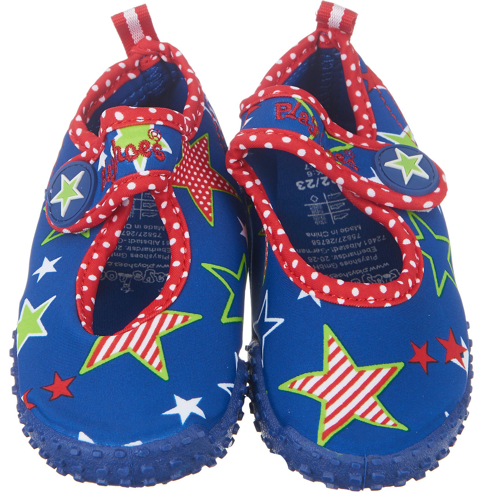 Neu-Playshoes-UV-Schutz-Kinder-Aqua-Schuhe-Sterne-5990537-fuer-Maedchen