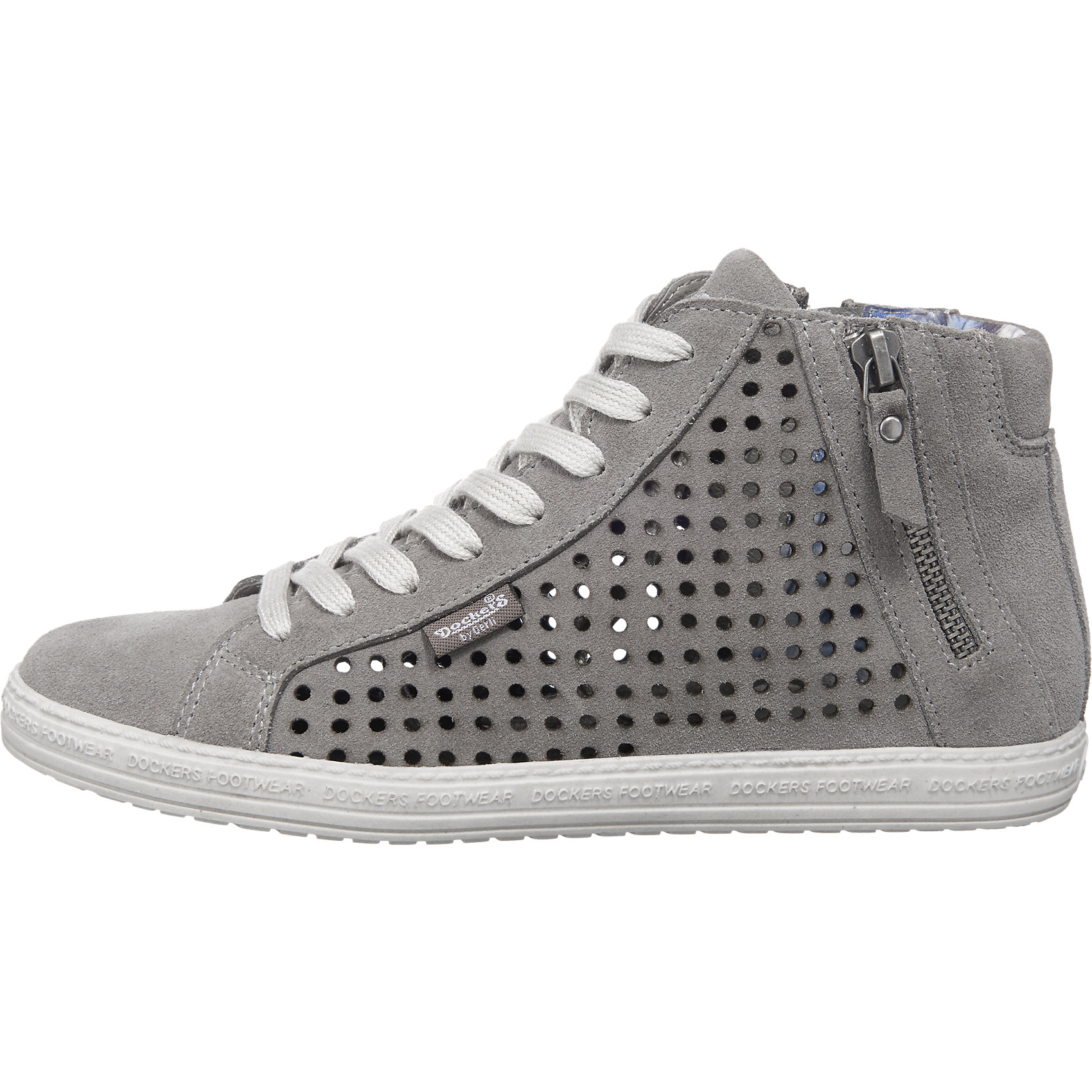 a5b015d642270b Neu-Dockers-by-Gerli-Laureen-Sneakers-grau-5744986 Indexbild