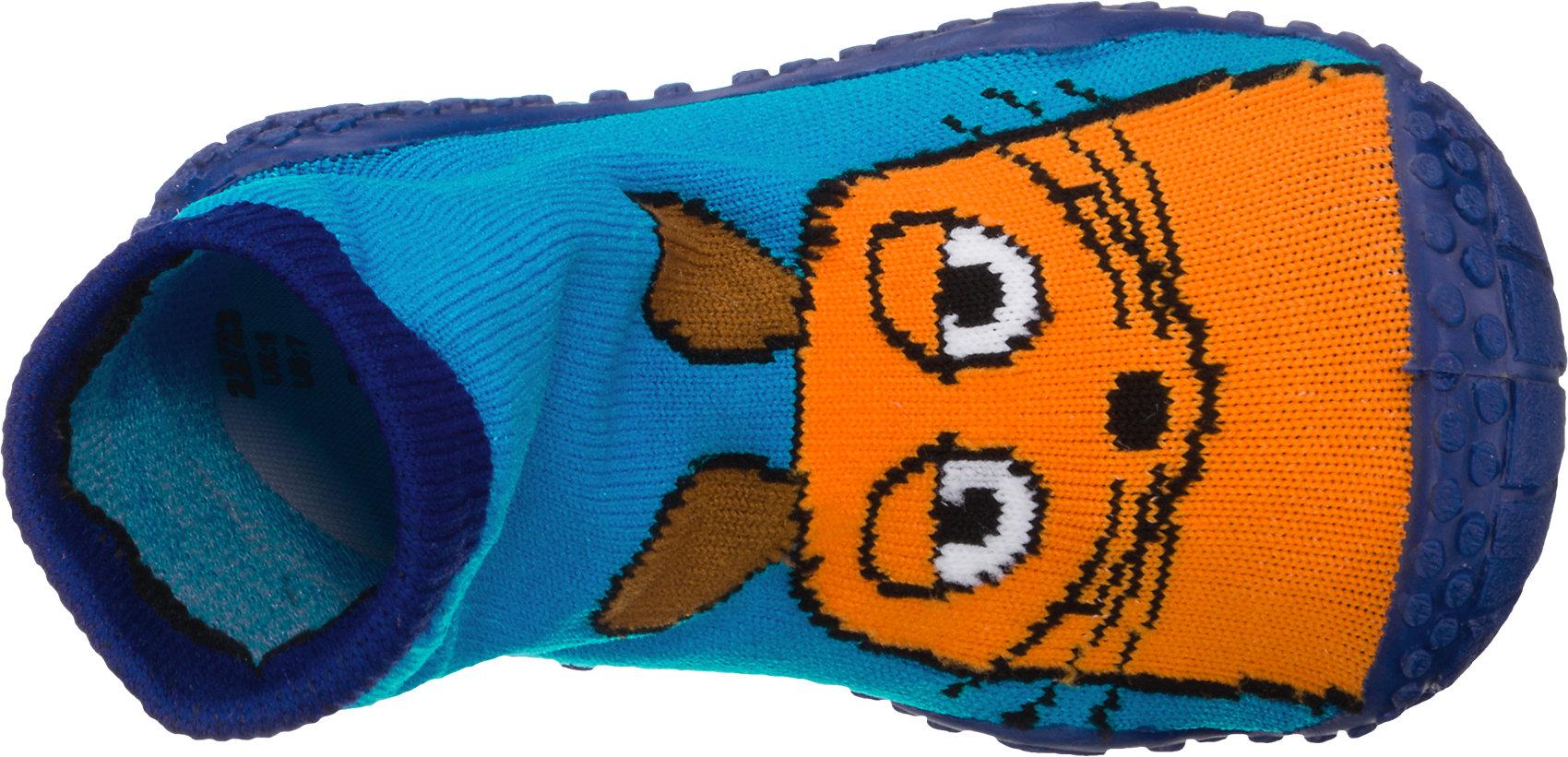 Neu Playshoes Baby Aquasocke DIE MAUS für Jungen 6018554 für Jungen blau