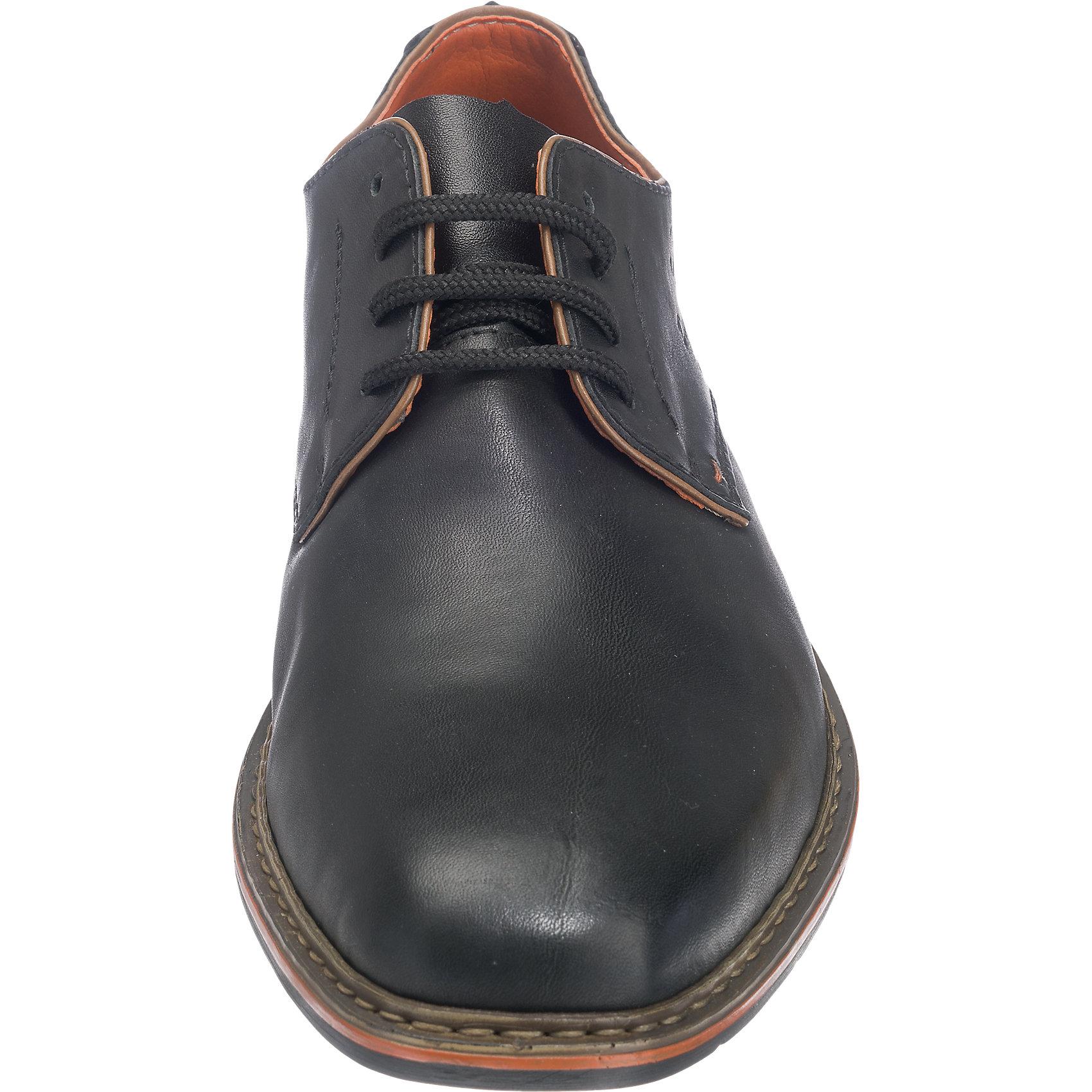 Neu rieker Business Schuhe 5751340 für Herren schwarz