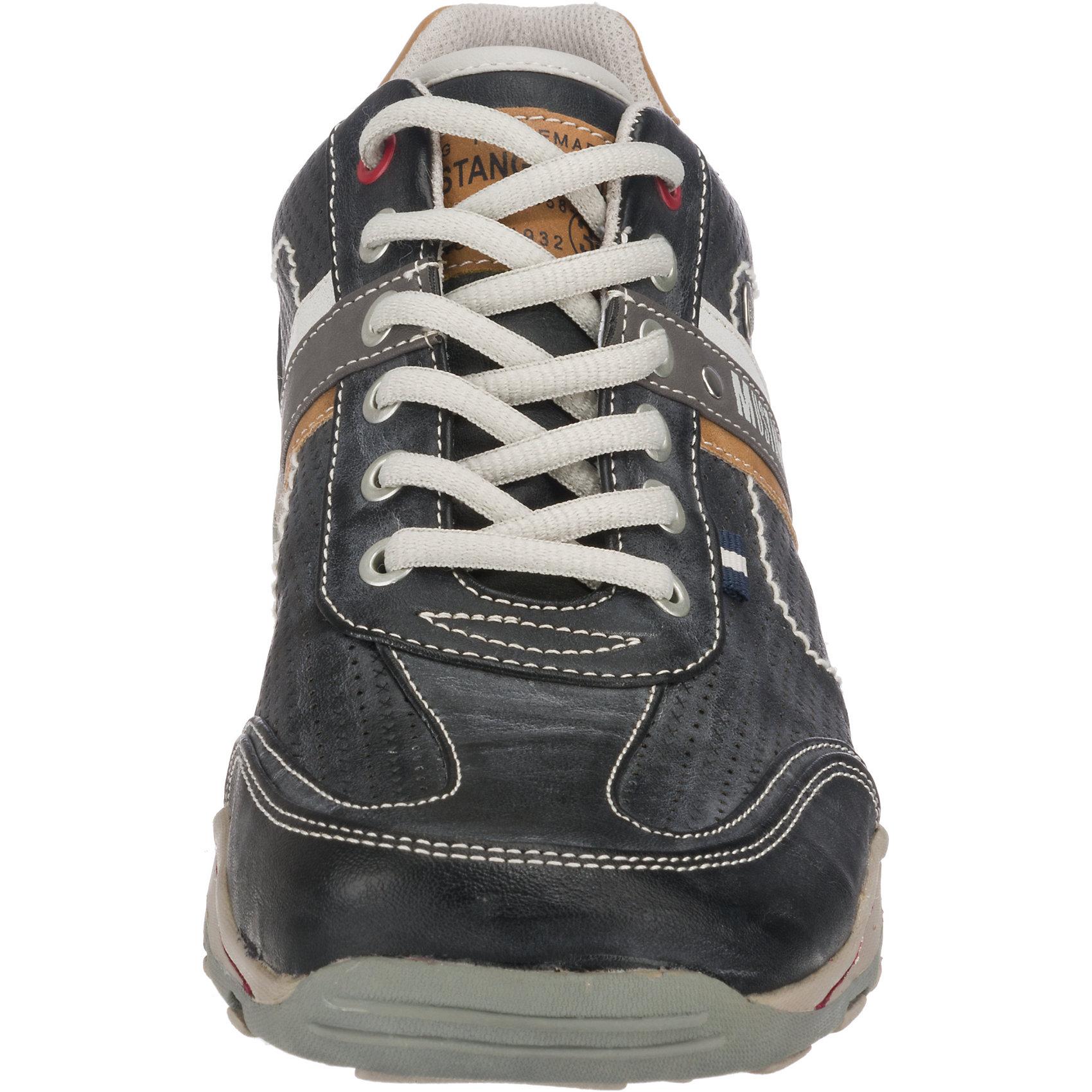 Neu MUSTANG Freizeit Schuhe grau-kombi 6959706