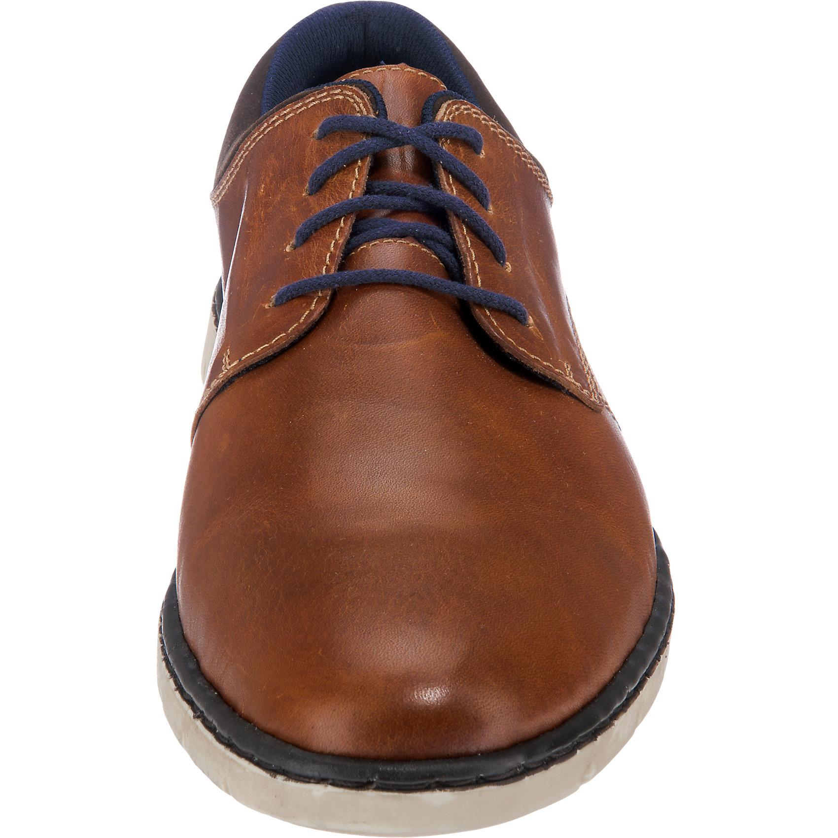Neu rieker Freizeit Freizeit rieker Schuhe braun-kombi 5756569 0361ae