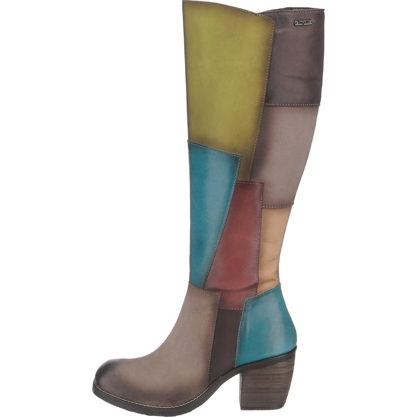 Neu bugatti  Stiefel Stiefel Stiefel mehrfarbig 5758260 64d55d