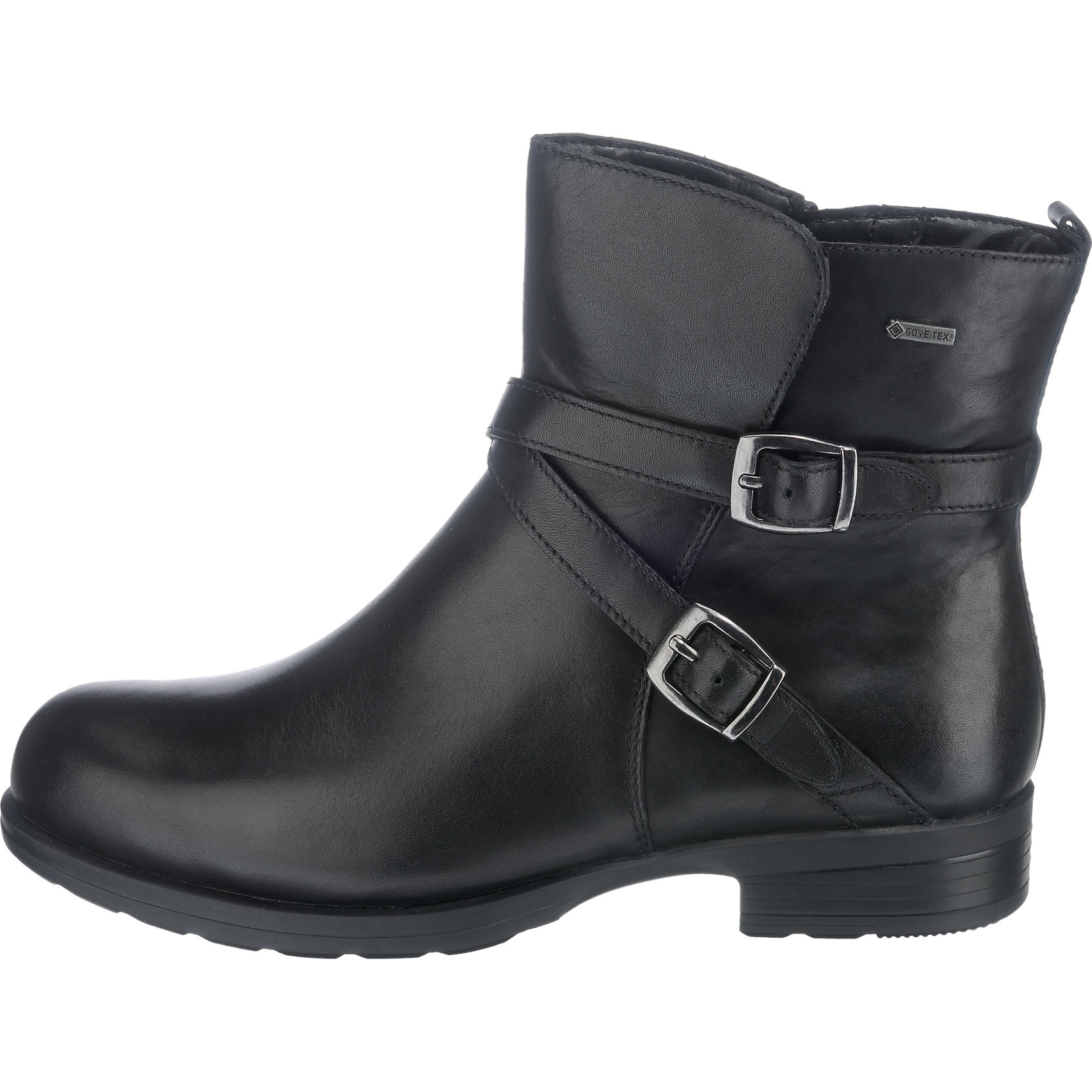 Neu Clarks Cheshunt schwarz Stiefeletten schwarz Cheshunt 5758404 dfd9b4
