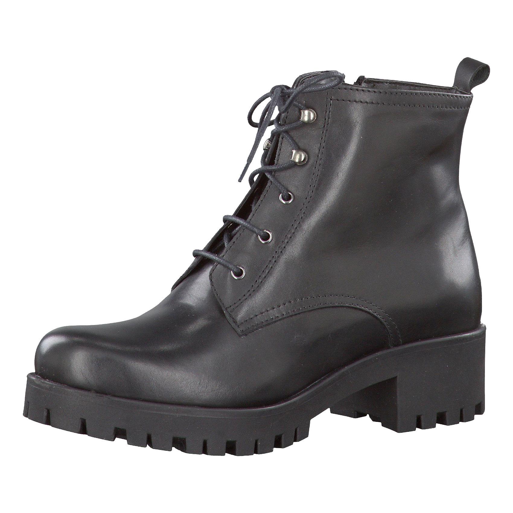Neu Tamaris Cocco Stiefeletten schwarz 5761775