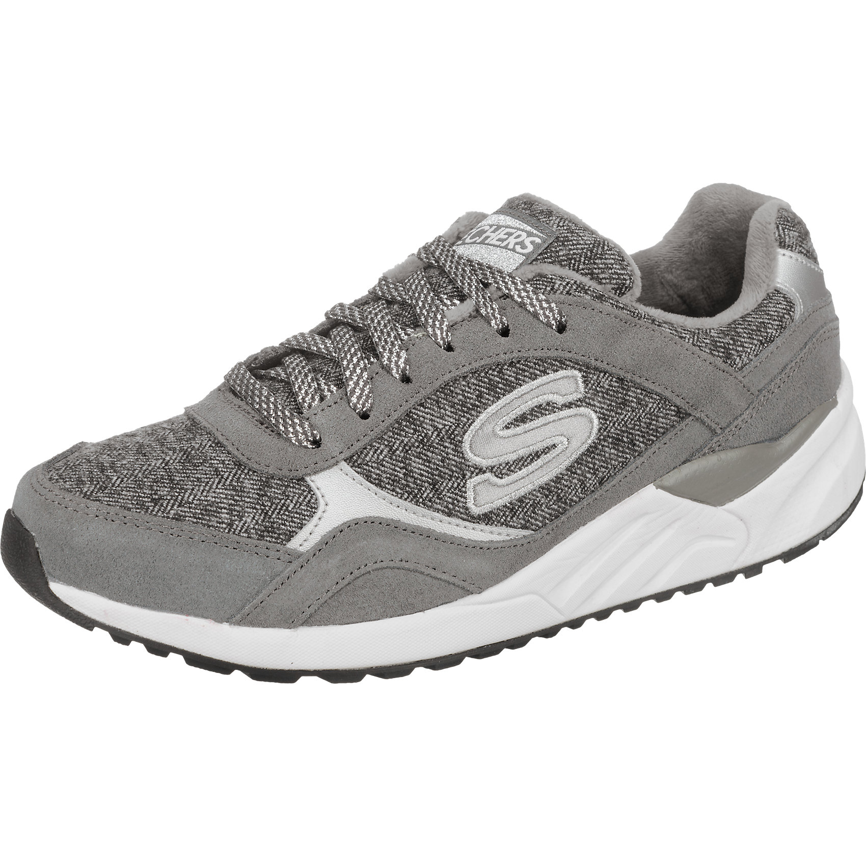 Skechers Damen Sneakers OG 95 Winter Walk Grau