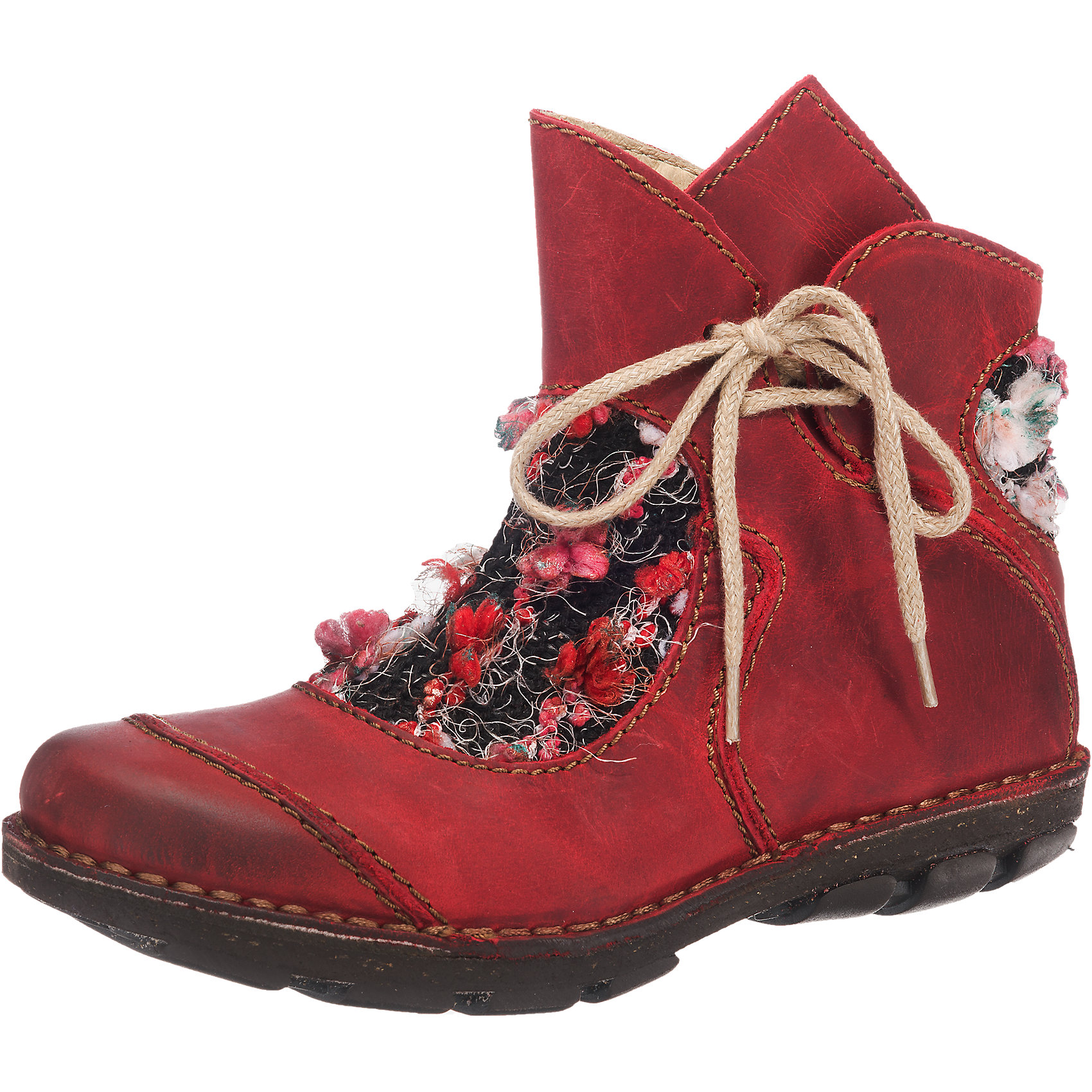 Neu Rovers Rovers Rovers Stiefeletten rot 5764770 80fa7b