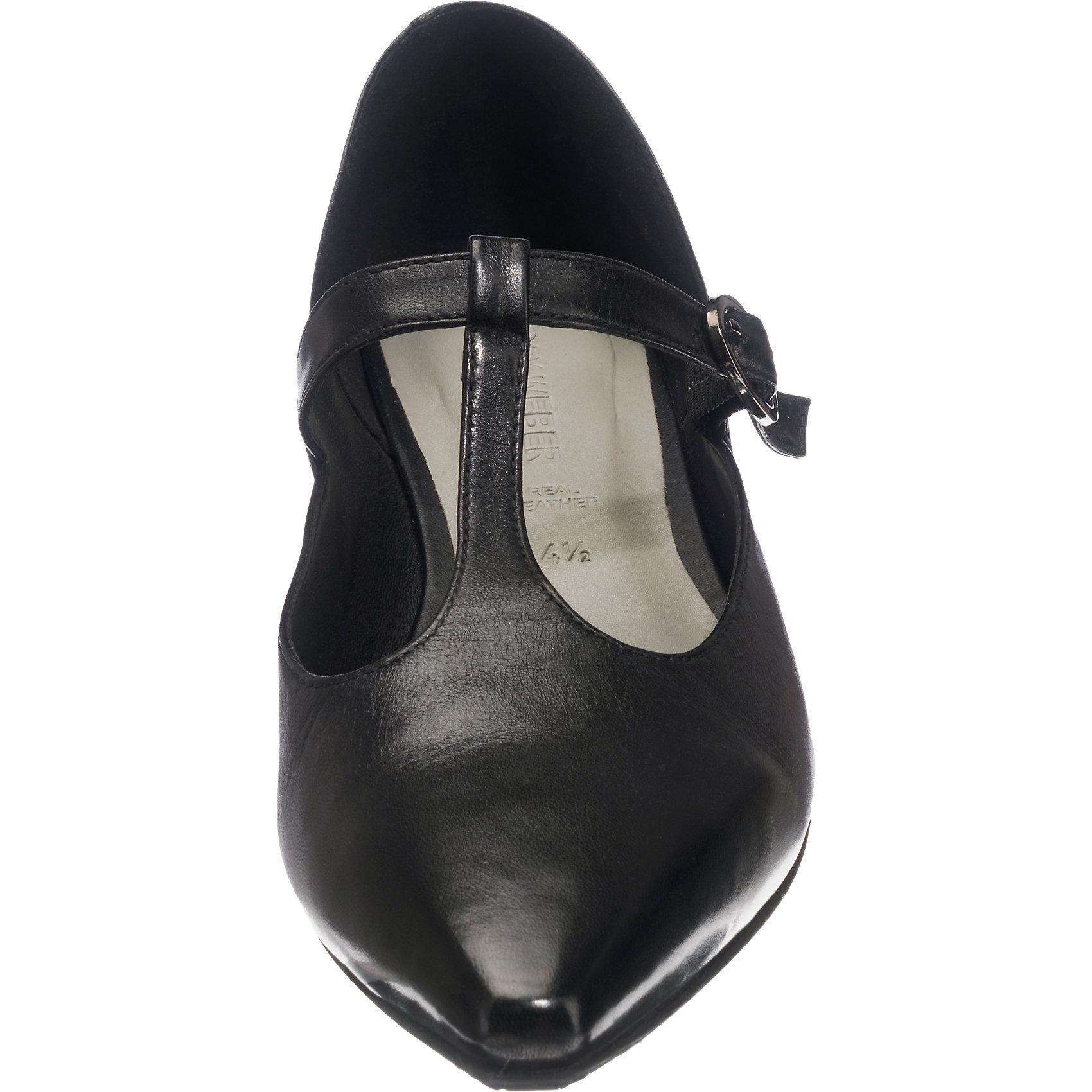 Neu Neu Neu Gerry Weber Nora Ballerinas schwarz 5766115   78336d
