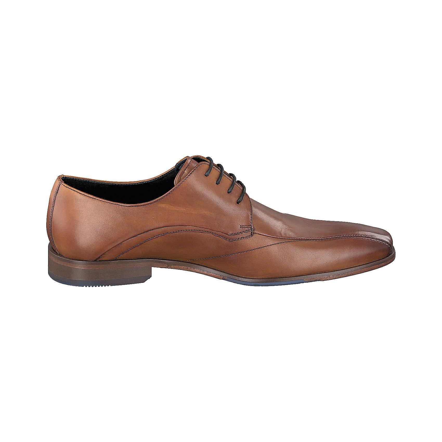Neu Schuhe DANIEL HECHTER Business Schuhe Neu 5767410 für Herren cognac 1f5c60