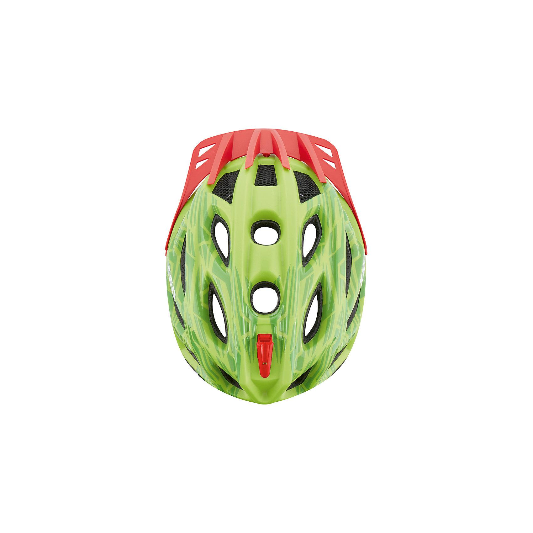 Radsport Neu KED Helmsysteme Fahrradhelm Pylos Helme grün rot matt Gloss 6048275