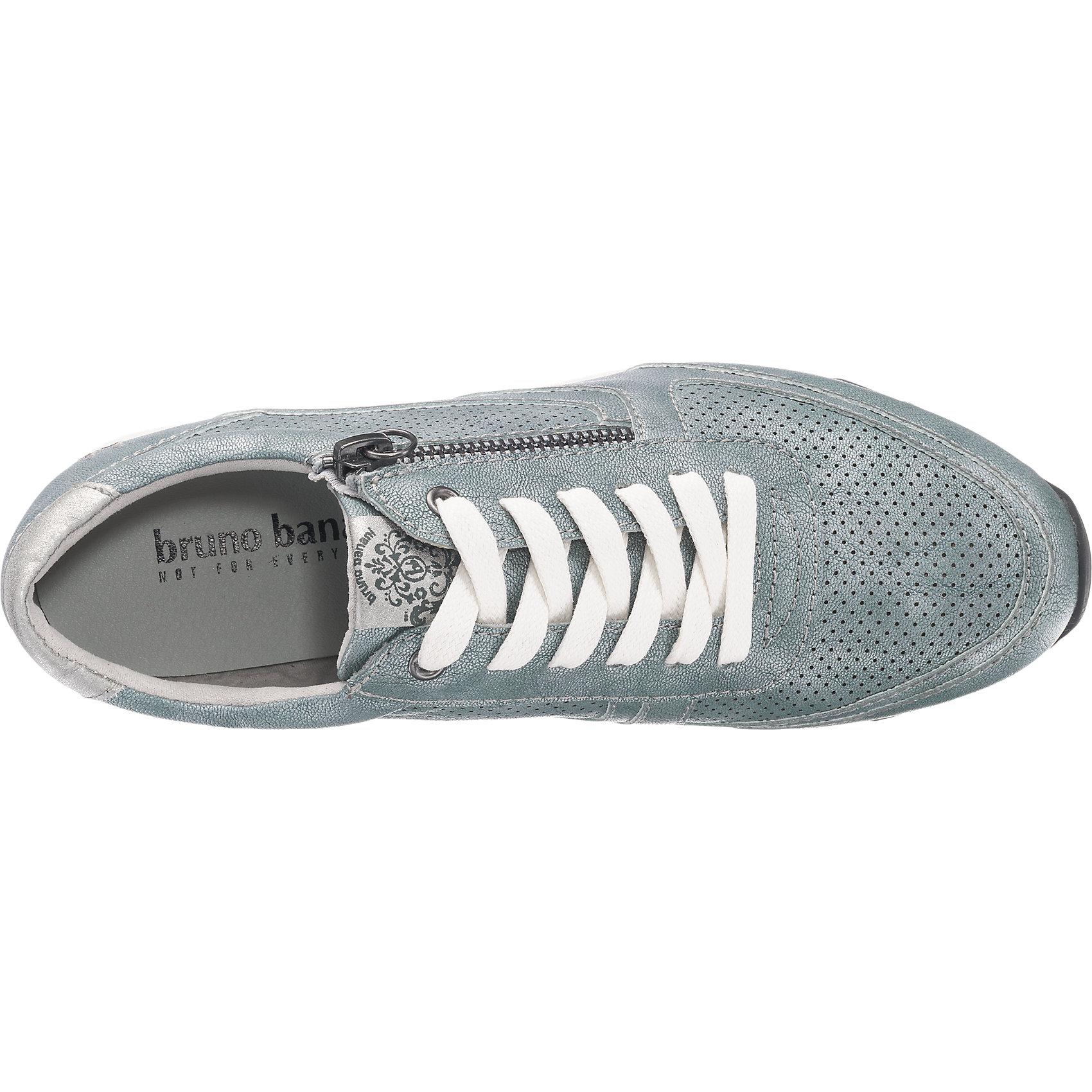 Neu bruno banani Sneakers offWEISS blau 5767724