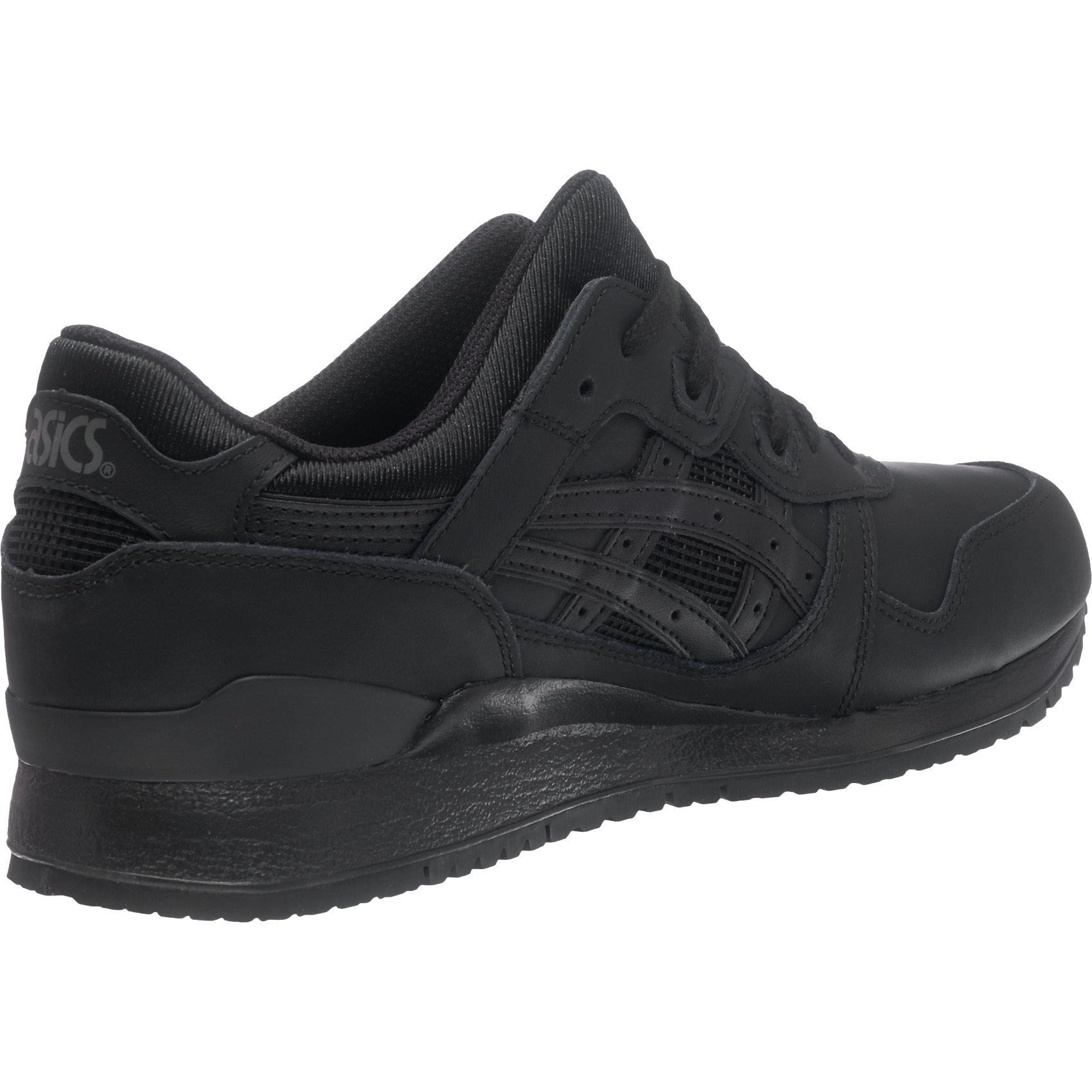 Neu Asics Tiger Gel Lyte Iii Sneakers Schwarz 6924939 Ebay