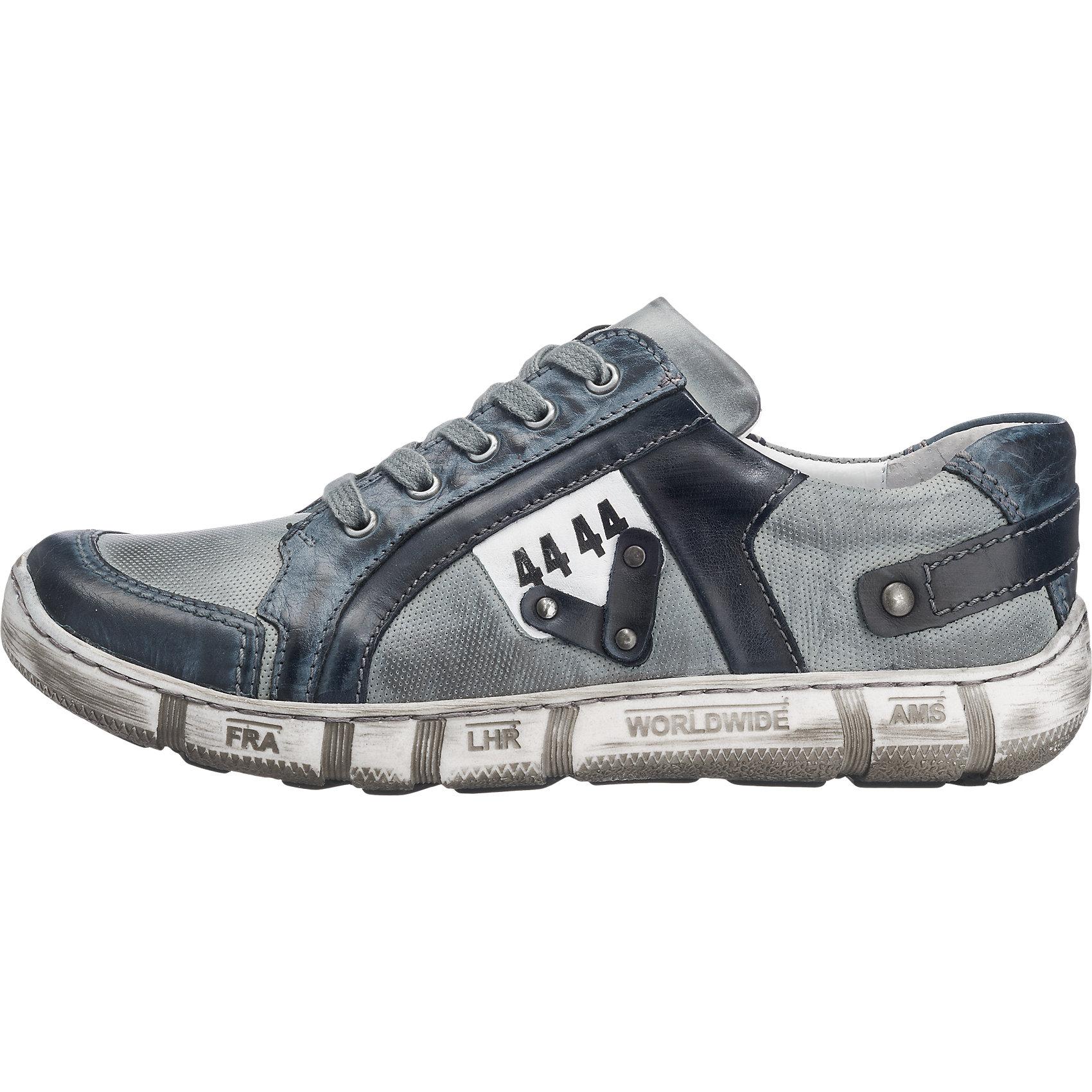 Neu Kacper Freizeit Schuhe grün-kombi 5769230