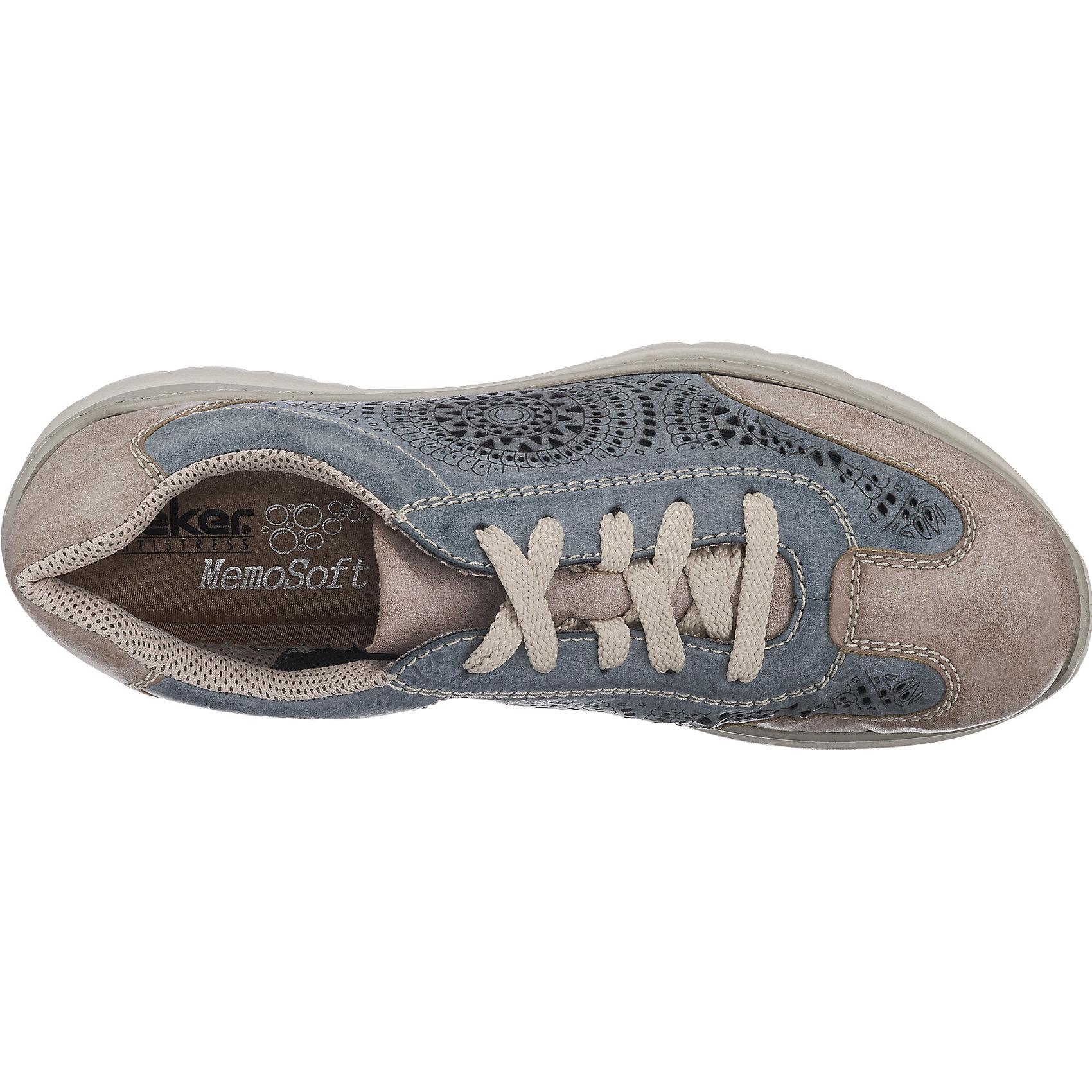 Neu rieker Sneakers Sneakers rieker blau-kombi 5769673 258c75